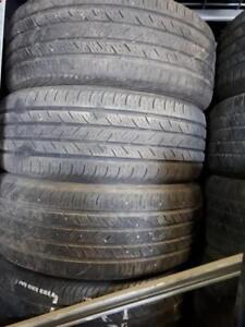 225/45/17 used Continental tires