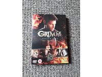 Grimm season 5 DVD box set for sale