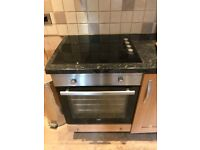 Beko Electric Oven and Halogen Hob (9 months old)