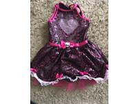 Monster high dress up dress