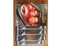Star Treck DVDs