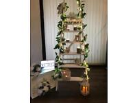 Wedding ladders for hire