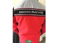 Genuine Large Honda soft shell jacket