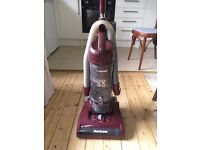 Hoover Hurricane + 3 years insurance - two months old!