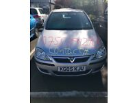 Vauxhall corsa life 2005 1.2cc mileage 99630 miles mint condition excellent car for first time buyer