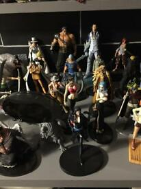 One Piece Statues