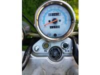 2012 Sinnis Vista 125cc NON RUNNER