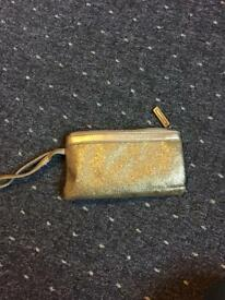 Gold small bag