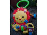 Fisher Price Activity Baby Walker Musical