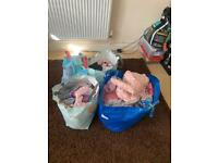 •*•FREE•*• BABY GIRL CLOTHES