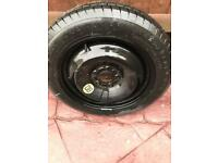 Goodyear Spacesaver Tyre NEW and Jack Kit