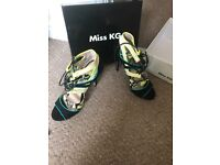 MISS KG size 7 women's shoes. Brand new. Never worn in original box