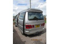 2 BERTH PROFESSIONALLY CONVERTED CAMPERVAN GENUINE REASON FOR SALE EXCELLENT CONDITION THROUGHOUT