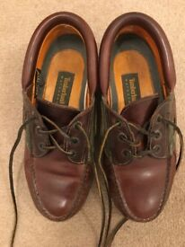 Men's Genuine Timberland Shoes - as new. Size 7.5