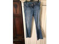 Next women's bootcut jeans size 10L