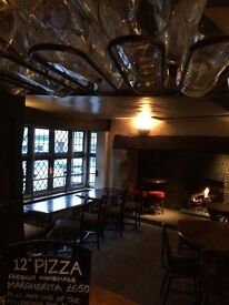 HEAD CHEF REQUIRED (FOREST ROW) - 15th Century Country Village Inn & Modern 21 Bedroom Hotel