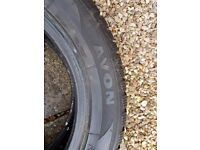1x Avon Ice touring ST Tyre 205/55/16 WINTER tyre 94V XL ****REDUCED****