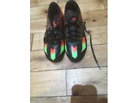 Size 4 Adidas Messi Boots