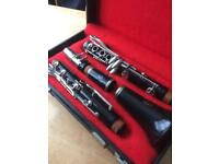 Clarinet, superb condition. Serviced with new pads.