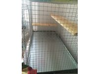 Nearly New Degu/Chinchilla Cage For Sale!