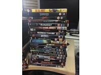 400 dvds for sale