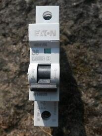 Eaton MCB MBH 106 Circuit Breaker