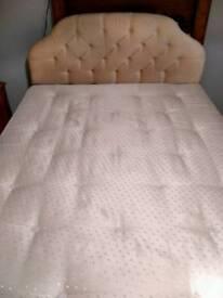 Double bed 4'6'' divan