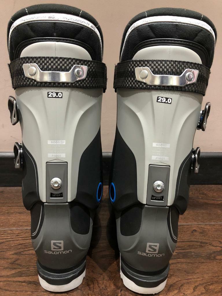 Salomon X Pro 90 Ski Boots MP29 29.5 | in Wimbledon, London | Gumtree