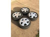 Ford Fiesta alloys 4 x 108