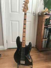 Squire Classic Vibe 70s Jazz Bass