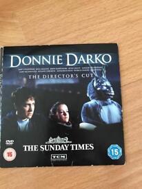 Donnie Darko The Sunday Times DVD