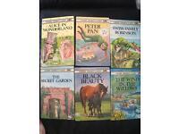 Ladybird children's classics books