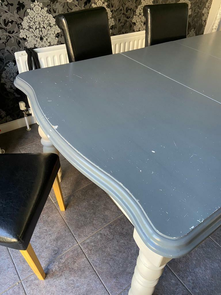 Kitchen Table and chairs  in Strabane, County Tyrone  Gumtree