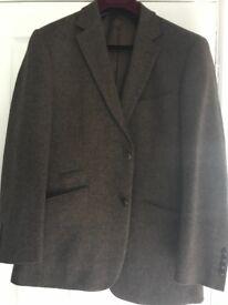 Mans Brown Jacket