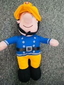 10cm talking fireman Sam