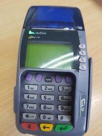 Verifone Omni 3750 Chip & Pin Machine x 4 Job Lot - discontinued model