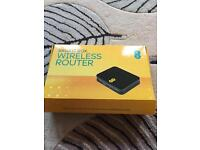 Brightbox adsl modem router
