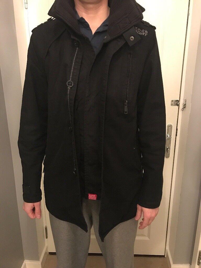 Super Dry - black Jacket