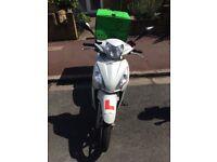 Honda vision 108cc £1300 good deal