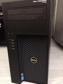 Dell precision T1700 core i7 pc 4th gen