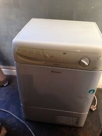 Hotpoint condenser dryer