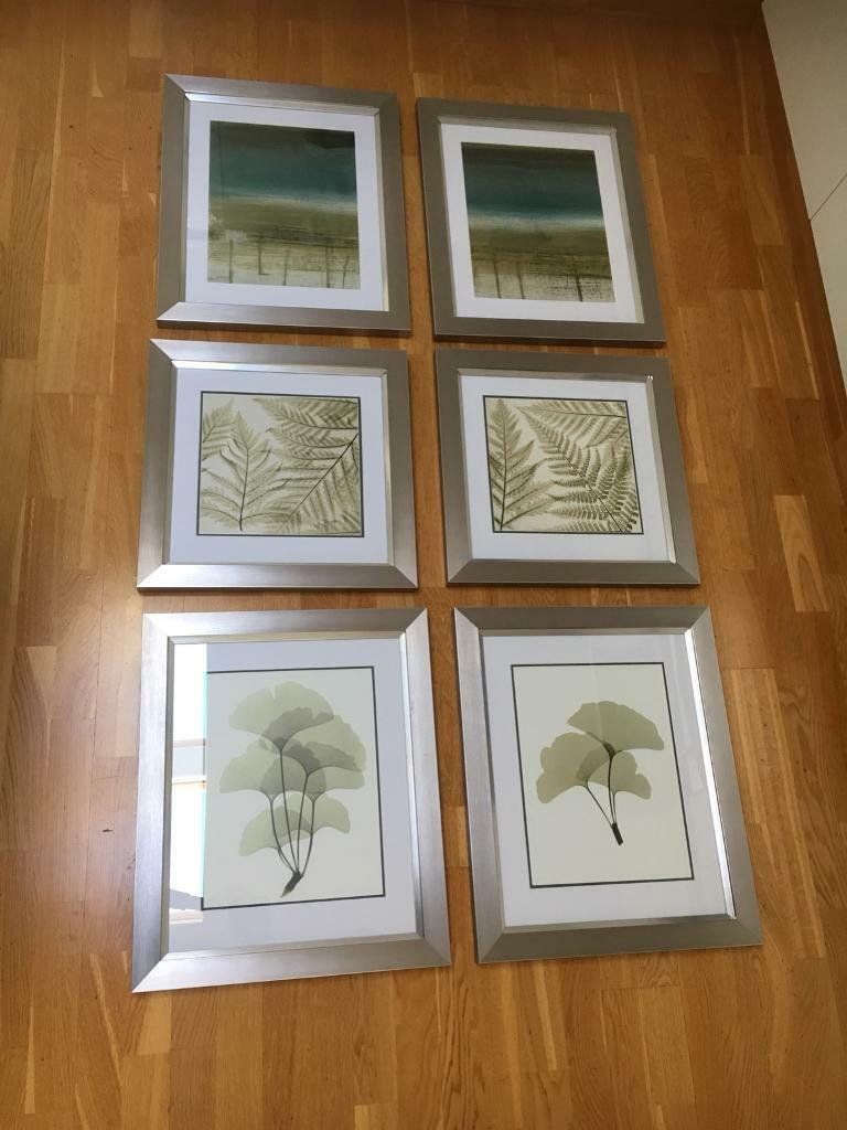 6 wall picture frames