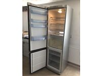 John Lewis frost free stainless steel fridge-freezer JLSS2015