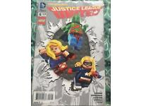 Justice League United comic
