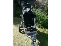 Out n About Nipper single pushchair