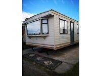 Beautiful caravan to hire Edwards caravan park Towyn