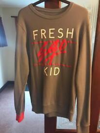 2x crewneck Size L Fresh Ego Kid / Hype