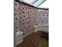 9x Conservatory blinds
