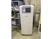 Portable air conditioner with heat pump for sale