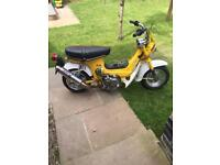 Honda chaly /swap mx bike